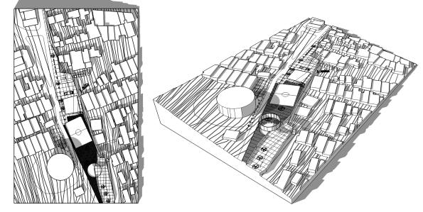3D SITE MODEL IN PROCESS