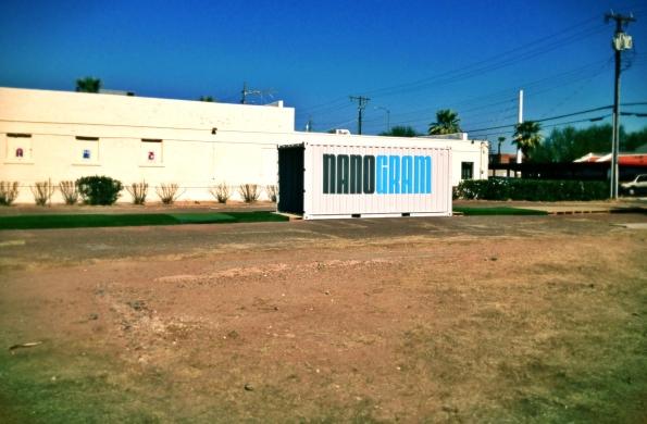 NANOGRAM, 813 N 1st St. Phoenix AZ