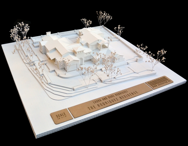 Architectural Models by Nanogram